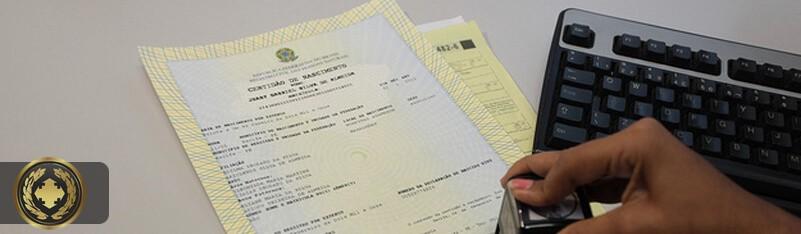 Solicitar a Certidão de Nascimento – Quem é autorizado?