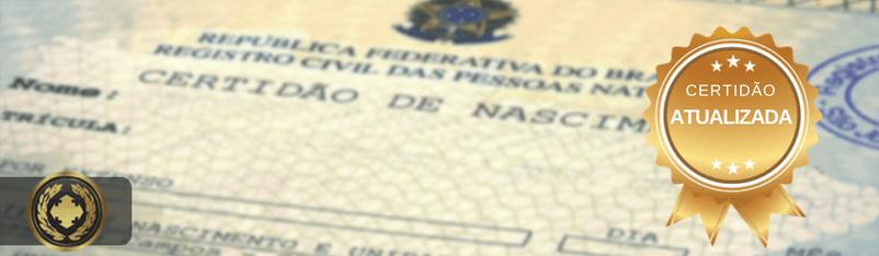 Validade da Certidão de Nascimento pelo Código Civil
