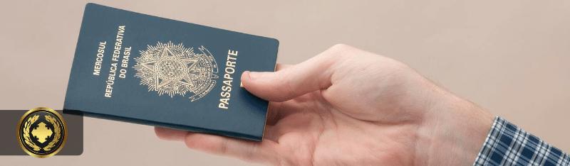 passaporte infantil